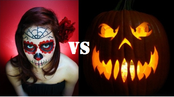 Halloween vs day of the dead essay